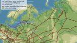 Russian-European Natural Gas Networks